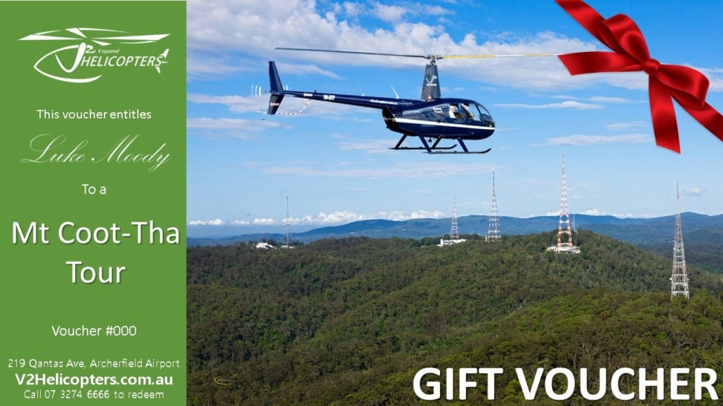 Mt Coot Tha V Helicopters Helicopter Services For Brisbane And