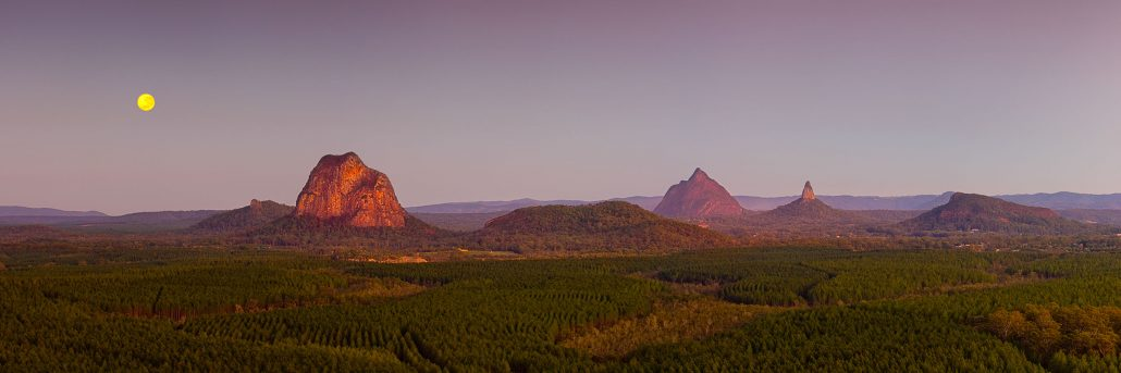 Glasshouse Mountains V 178 Helicopters Helicopter