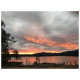 Hinze Dam Sunset